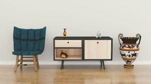 Elementy ozdobne w pomieszczeniach mieszkalnych